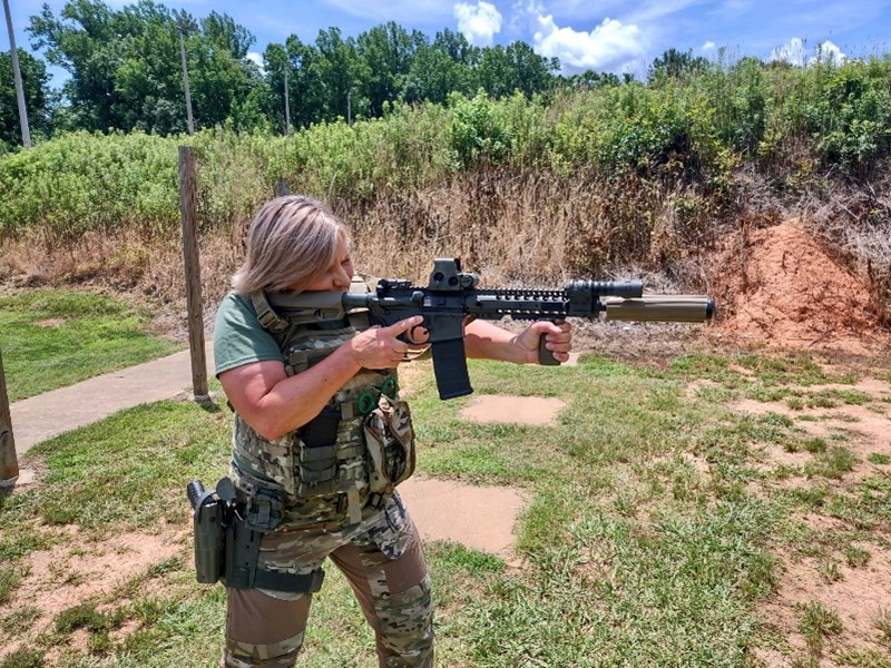 Baker becomes first female officer on sheriff's Emergency Response Team