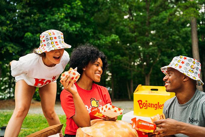 Bojangles enters chicken sandwich wars
