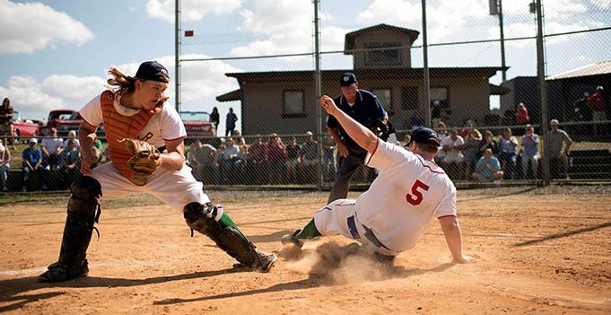 Farmer's baseball championship revisited